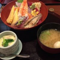 公津の杜にある鮨・海鮮料理の和食店「波奈 成田店」で久々のランチ