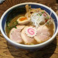 【成田】飯田町 日赤病院近くの魚介豚骨ラーメン店 麦家
