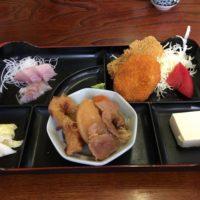 成田市東町 国道51号沿いの「ひがし食堂」でランチ 日替り定食はコスパ最強