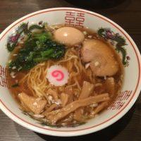 市原市 国道297号沿いのラーメン店「福田 中華そば」麺の種類が豊富でサイドメニューも充実