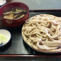 千葉県印西市の武蔵野うどん店「鈴や」小麦好きにはたまらない!?極太うどんに圧巻!