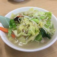 千葉中央駅近く「タンメン胖」専門店のタンメンは野菜たっぷりでコスパ抜群!