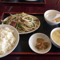 千葉市中央 安くてボリューム満点の中華料理「生味園」でランチ