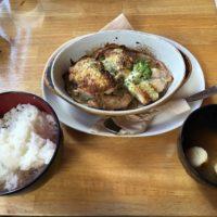 千葉駅西口ランチ ホテルサンシティ2F「バブルス」でボリューム満点の週替わり定食