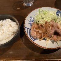 成田駅徒歩2分 新道にある「今宵、肉(コヨニク)」へ初訪問 ランチは新鮮な無農薬サラダが食べ放題!