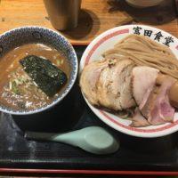 とみ田のつけ麺が夜遅くまで食べられる「松戸中華そば 富田食堂」