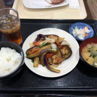 印西 ジョイフル本田千葉ニュータウン店2階のフードコート「大地食堂」でランチ