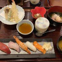 再訪 公津の杜の「鮨・海鮮料理 波奈 成田店」で冬のランチを堪能
