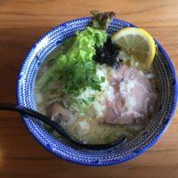 千葉ニュータウンのお洒落なラーメン店「麺やまだ」の濃厚鶏そば