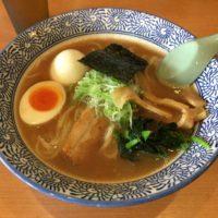 臼井駅北口すぐ 佐倉の人気ラーメン店「麺屋青山 臼井店」でコッテリしょうゆラーメン