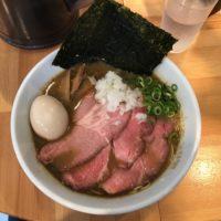 市川駅南口近く「麺処しろ」の濃厚な煮干しらーめんが最高過ぎる