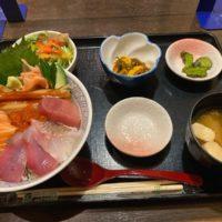 【Go To Eat】京成成田駅前で当日ランチ予約ができる! 北海道はなの舞 成田店 で海鮮ランチ【なりたプレミアム商品券もOK】